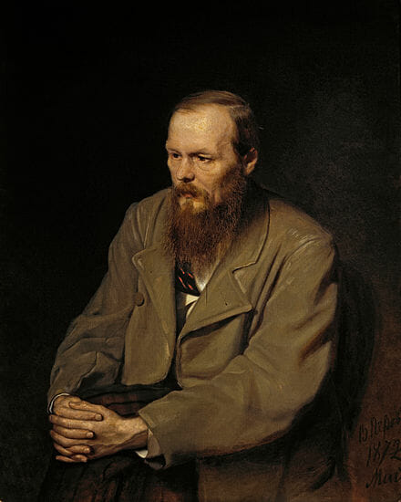 Dostoyevsky in 1872